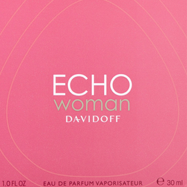 Echo Woman By Davidoff For Women. Eau De Parfum Spray 1 Ounce