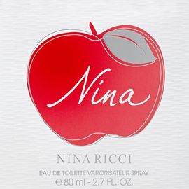 Nina By Nina Ricci For Women. Eau De Toilette Spray 2.7 Ounces