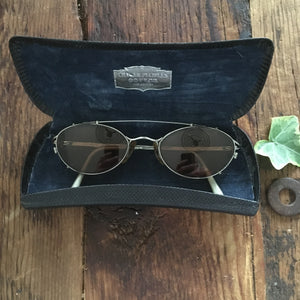 vintage Oliver peoples RX eyeglasses ~with case~