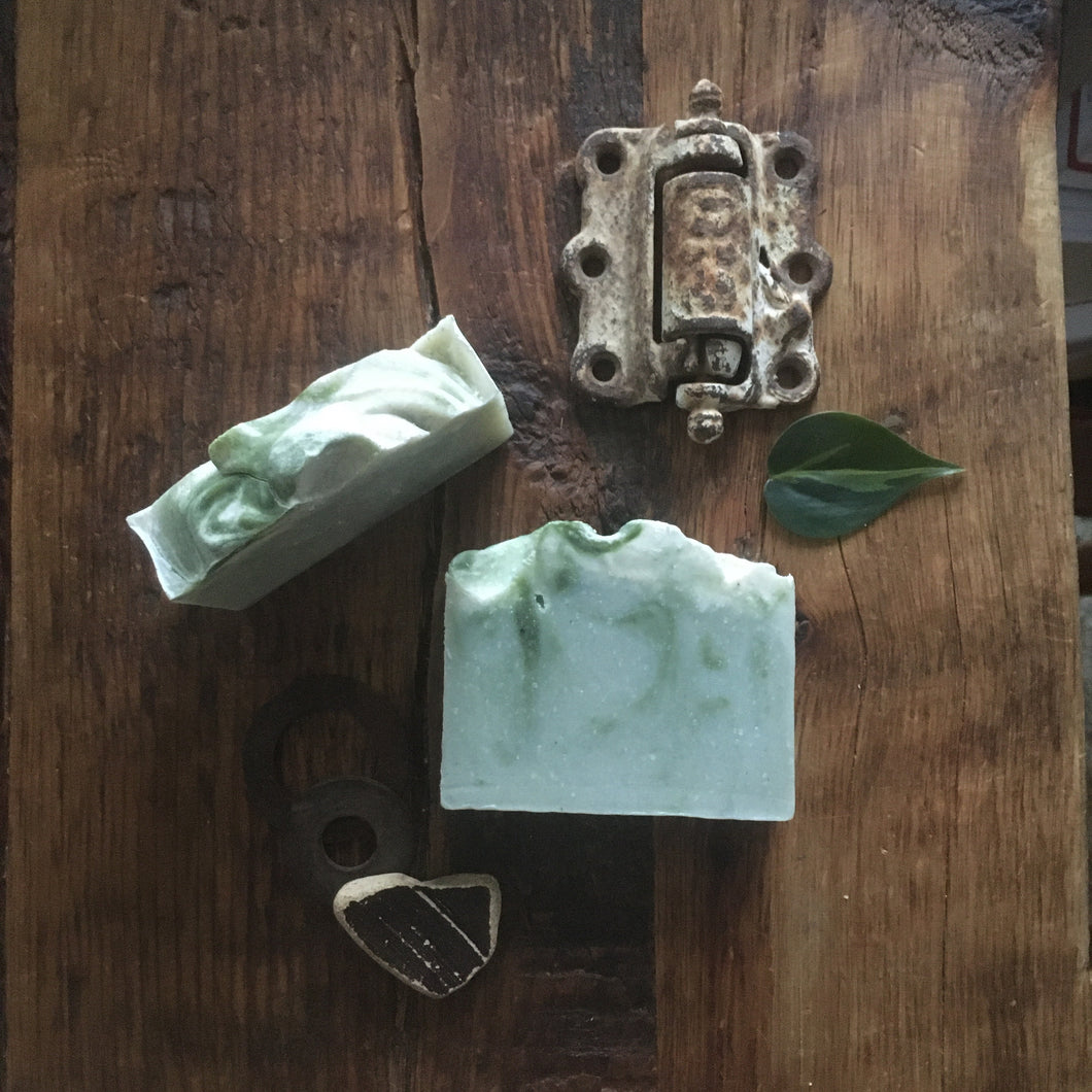 new release ~north star ~  100 % natural soap {vegan}