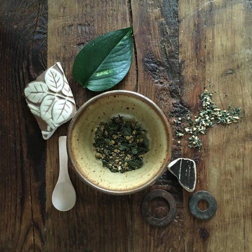 tummy tea ~ soothing~ caffeine free