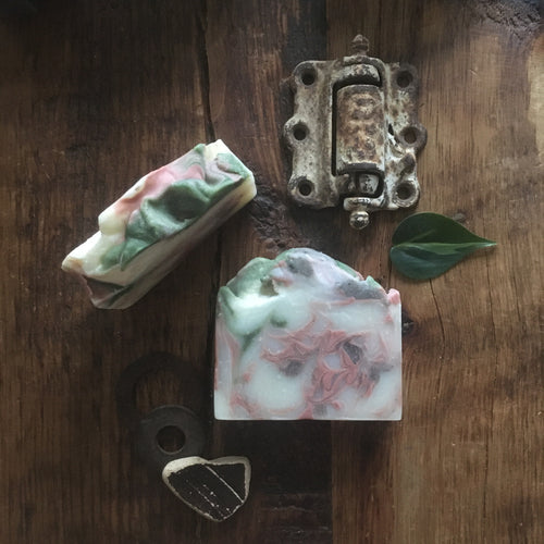 restock ~ jasmine~ 100 % natural soap {vegan} small batch