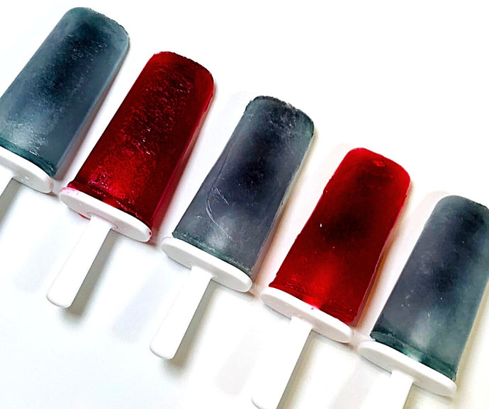 Tea Popsicles - An Exotic Summer Treat