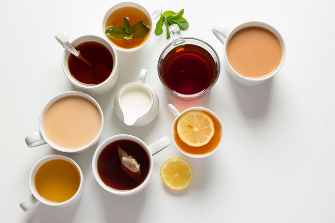 Why Blink Tea Curates Teas by Bold, Medium and Mild