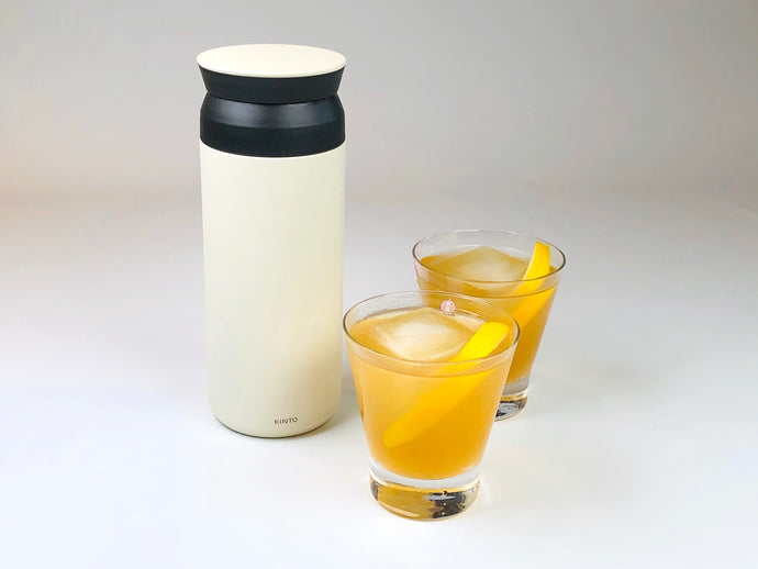 Kinto Travel Tumbler as Cocktail Shaker!