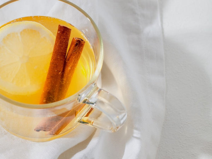 Keep Warm with a Tea Hot Toddy