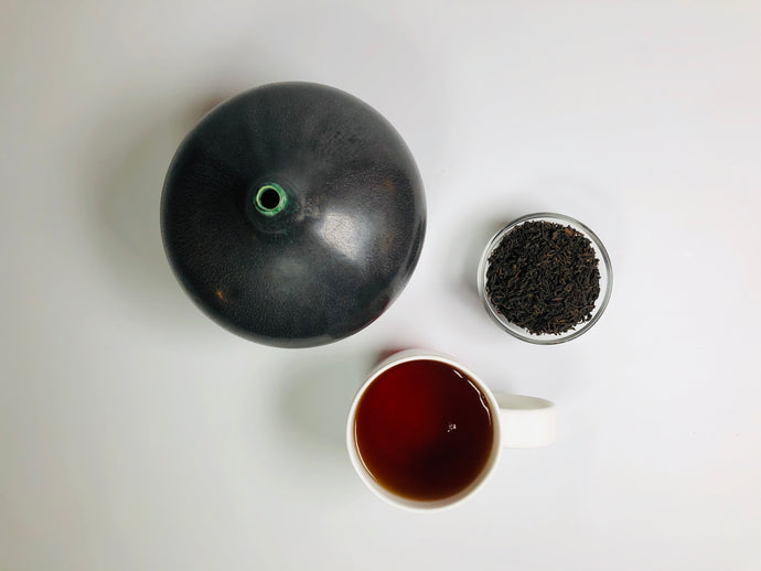 Just Launched - Organic Lapsang Souchong