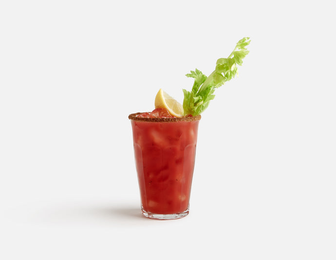 Recipe for a Smoky Tea Caesar