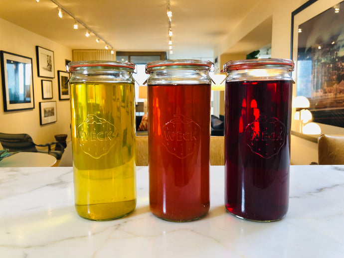 Learn how to make cold brew tea at home