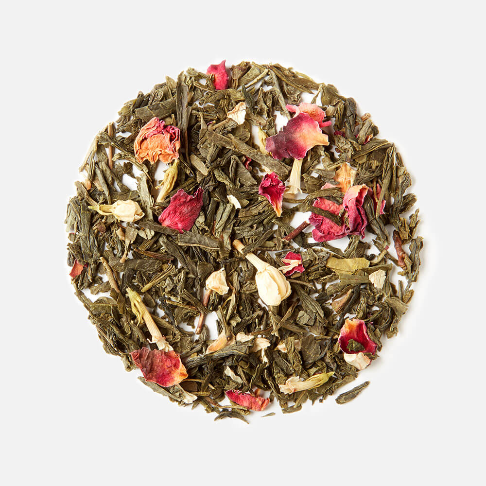 Blink Tea Organic Sakura Rose