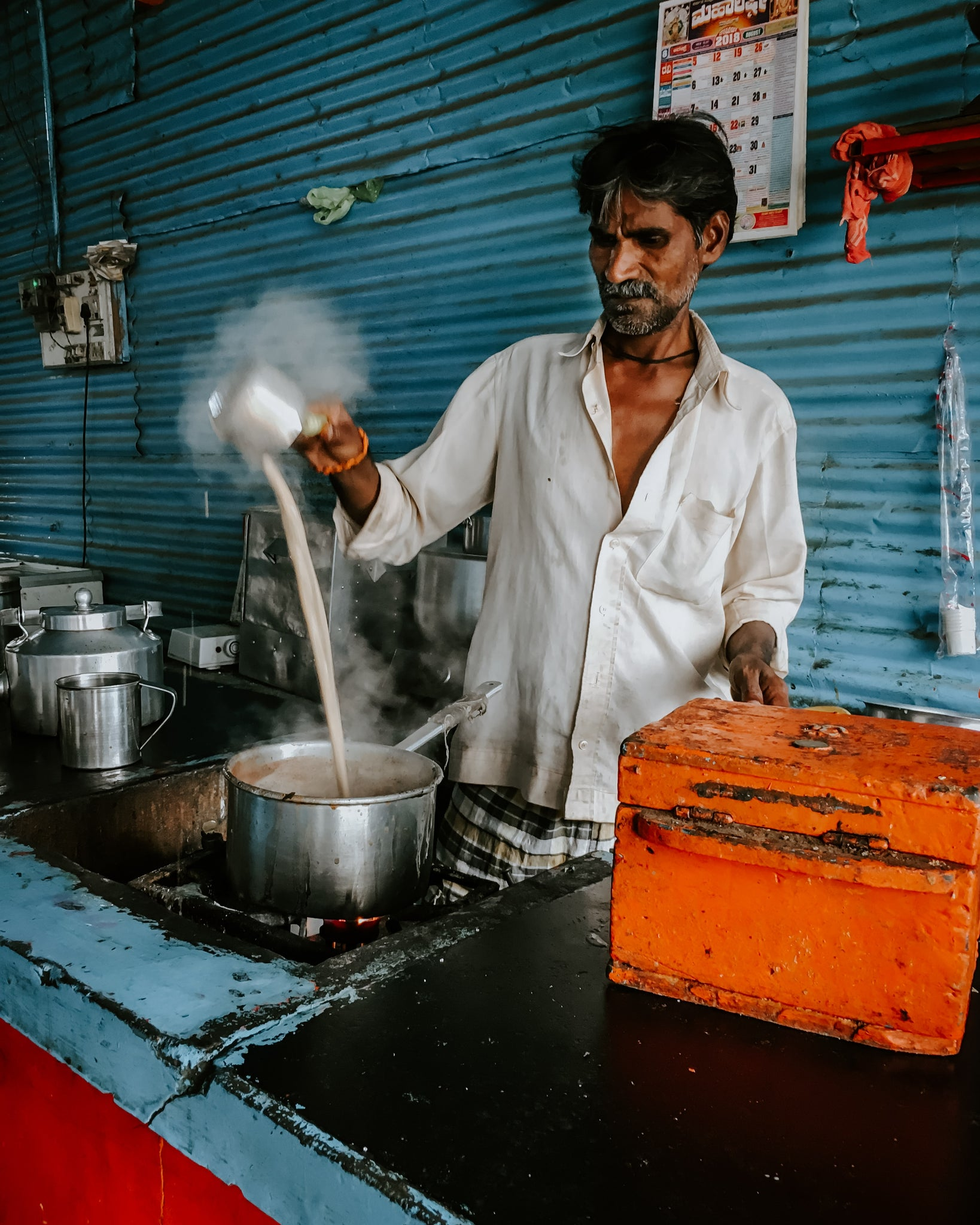 Indian Chai Maker