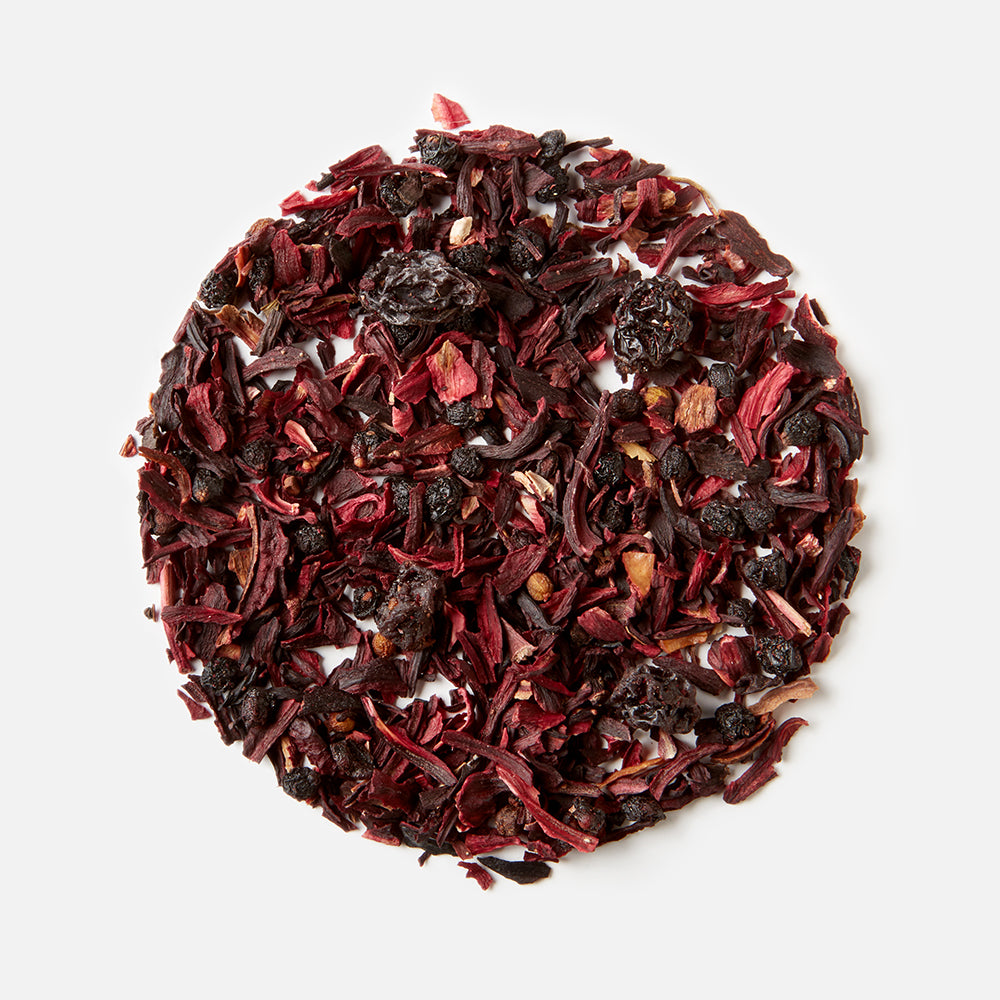 Blink Organic Elderberry Hibiscus Tea