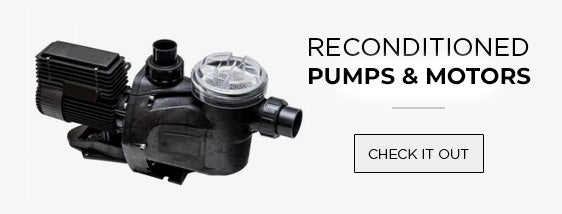 Reconditioned pumps and Motors - Check It Out