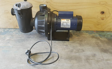 Charger Pool Pump