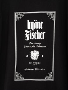 Hyäne Fischer Fan-T-Shirt