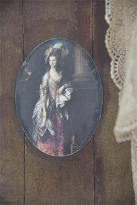 European Antique Portrait