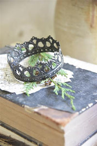 Small Iron Crown Wreath