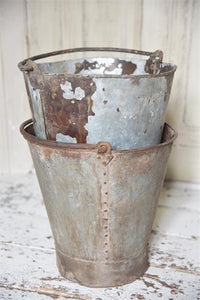 Old Iron Bucket