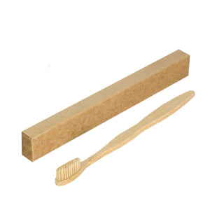 Bamboo Toothbrush Standard Soft Bristle / with Engraving Eco Shop PH Zero Waste Philippines Metro Manila