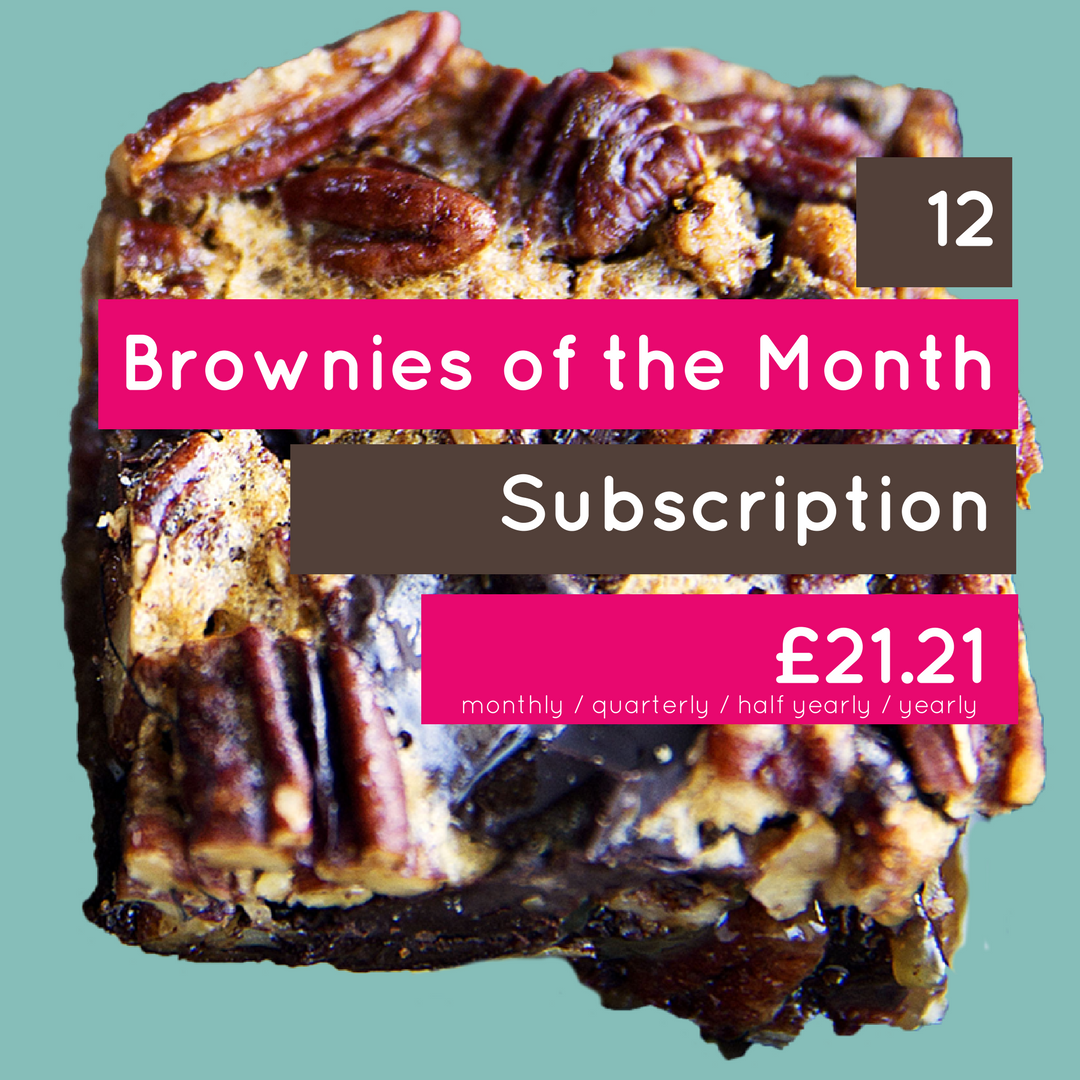 Brownie of the Month subscription