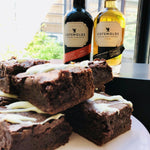 Dark Chocolate Brownies - Chocolate Brownies With Cotswolds Single Malt Whisky