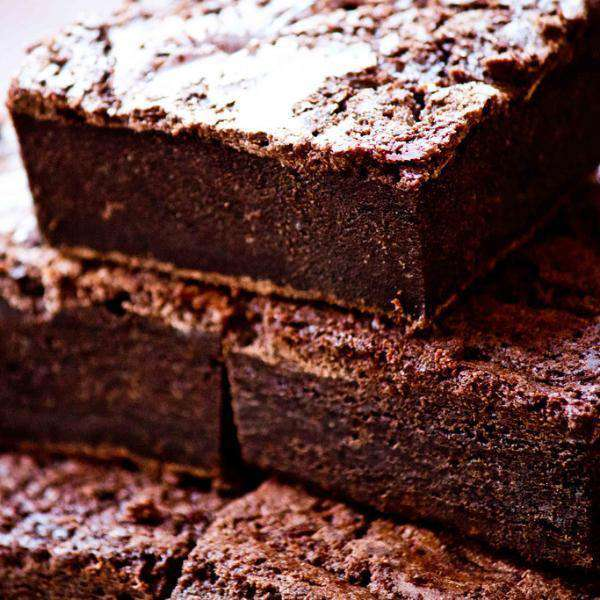 Dark Chocolate Brownies - Mixed Selections Of Chocolate Brownies Subscription