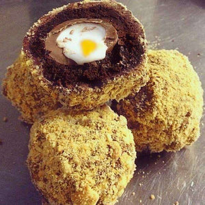 Easter - Mixed Box Of Brownie Scotch Cream Eggs