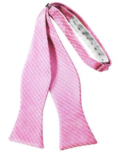 Load image into Gallery viewer, Bubblegum Palermo Bow Tie