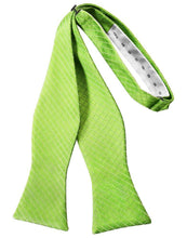 Load image into Gallery viewer, Lime Palermo Bow Tie