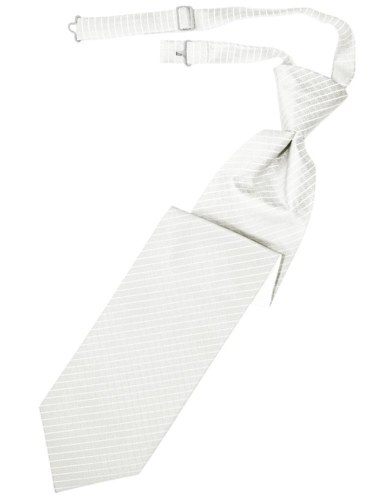 White Palermo Windsor Tie