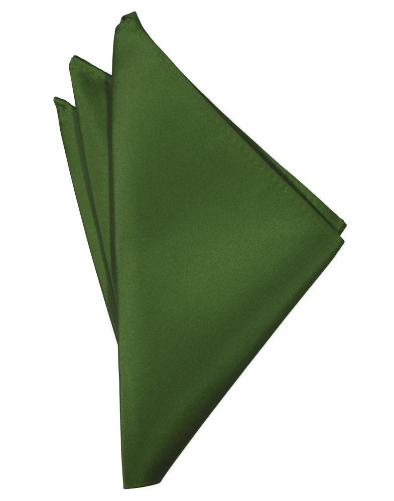 Clover Luxury Satin Pocket Square