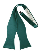 Load image into Gallery viewer, Jade Luxury Satin Bow Tie