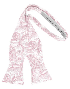 Blush Tapestry Bow Tie