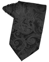 Load image into Gallery viewer, Pewter Tapestry Necktie