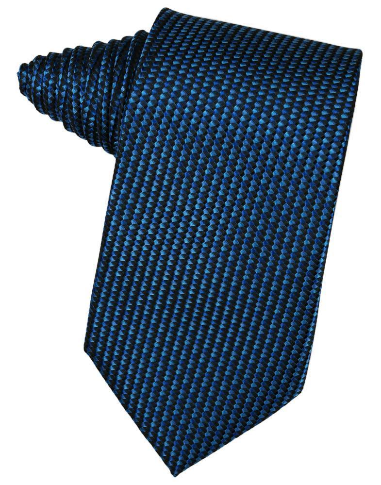 Royal Blue Venetian Necktie