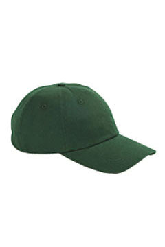 Forest 6-Panel Brushed Twill Unstructured Cap