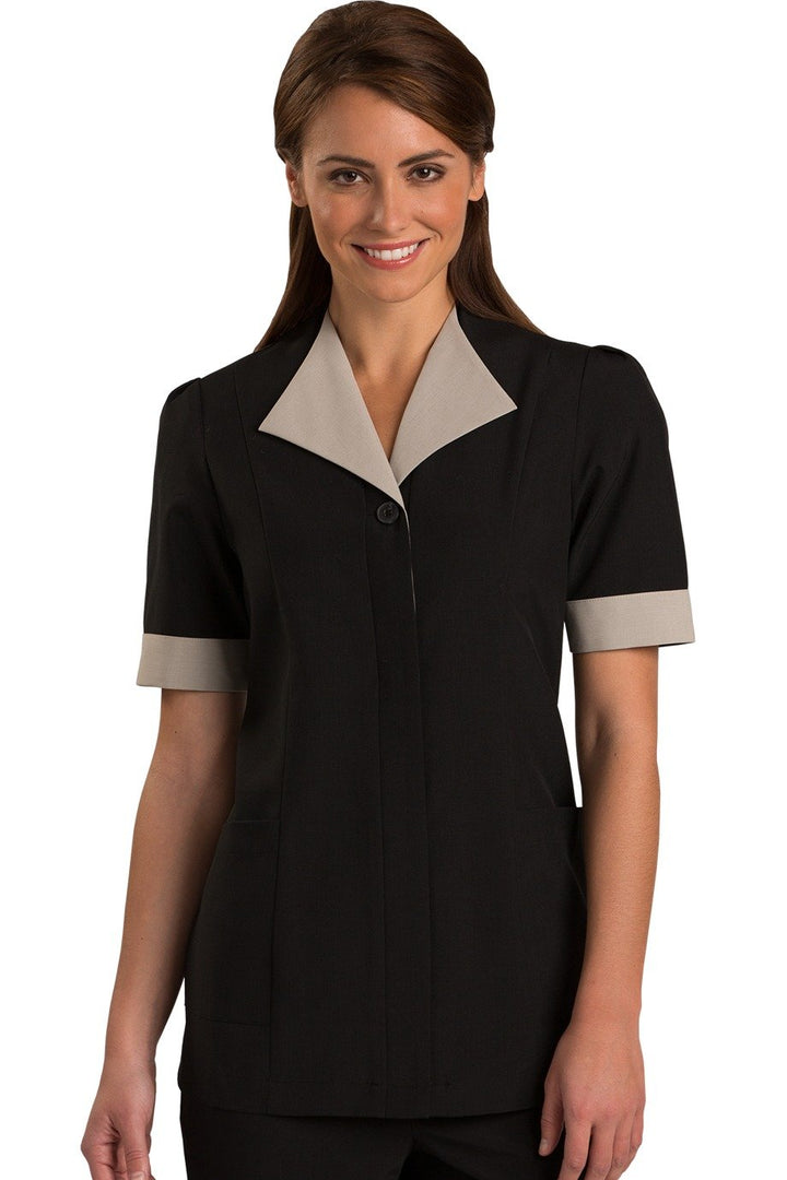 Black Pinnacle Housekeeping Tunic