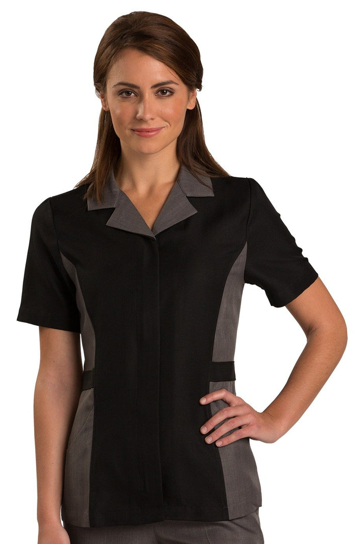 Black Premier Housekeeping Tunic