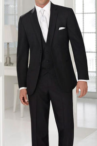 """Madison"" Black Suit Jacket (Separates)"
