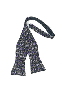 Lavender Enchantment Bow Tie