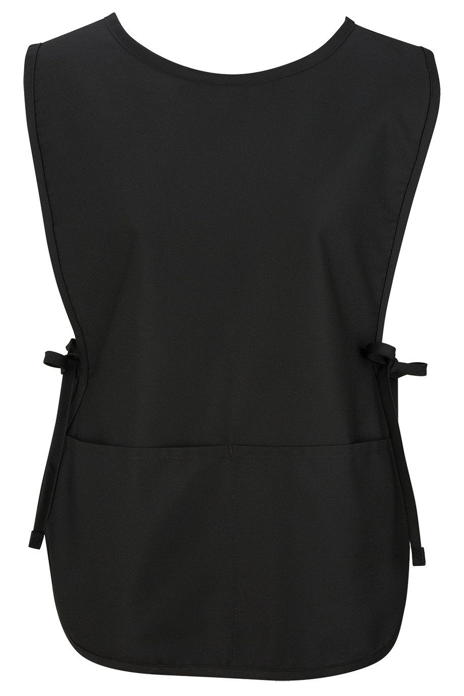Black Cobbler Apron (Divided Pocket)