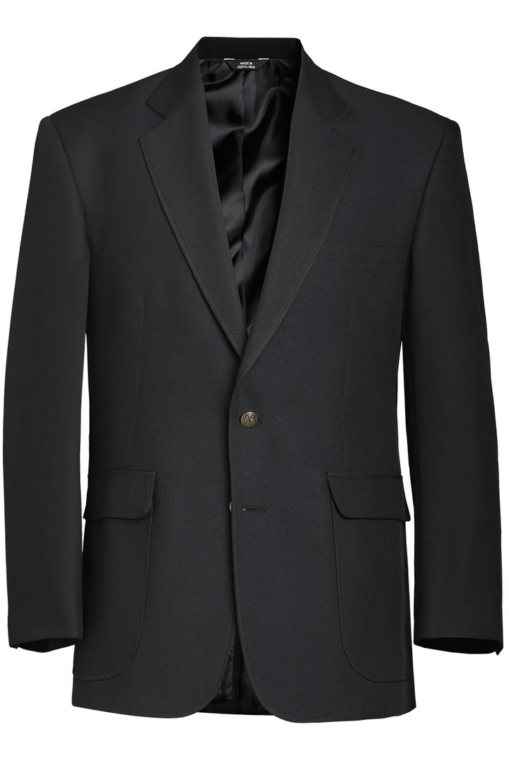 Men's Black Value Blazer