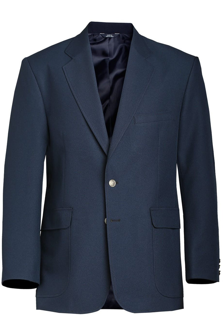 Men's Navy Value Blazer