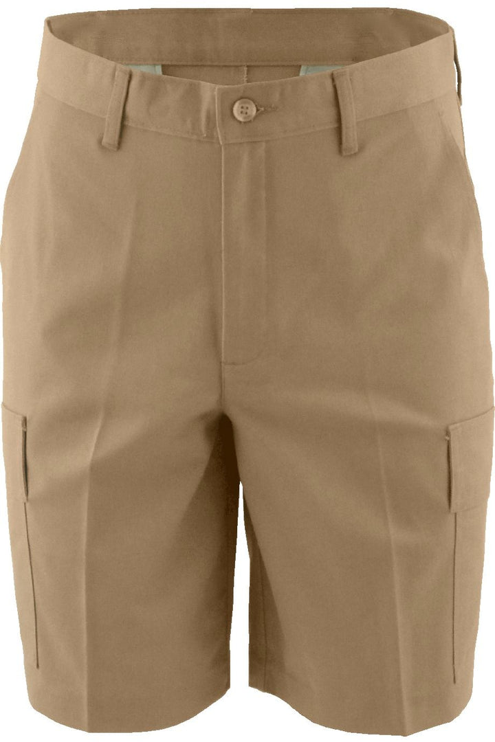 Men's Tan Cargo Shorts