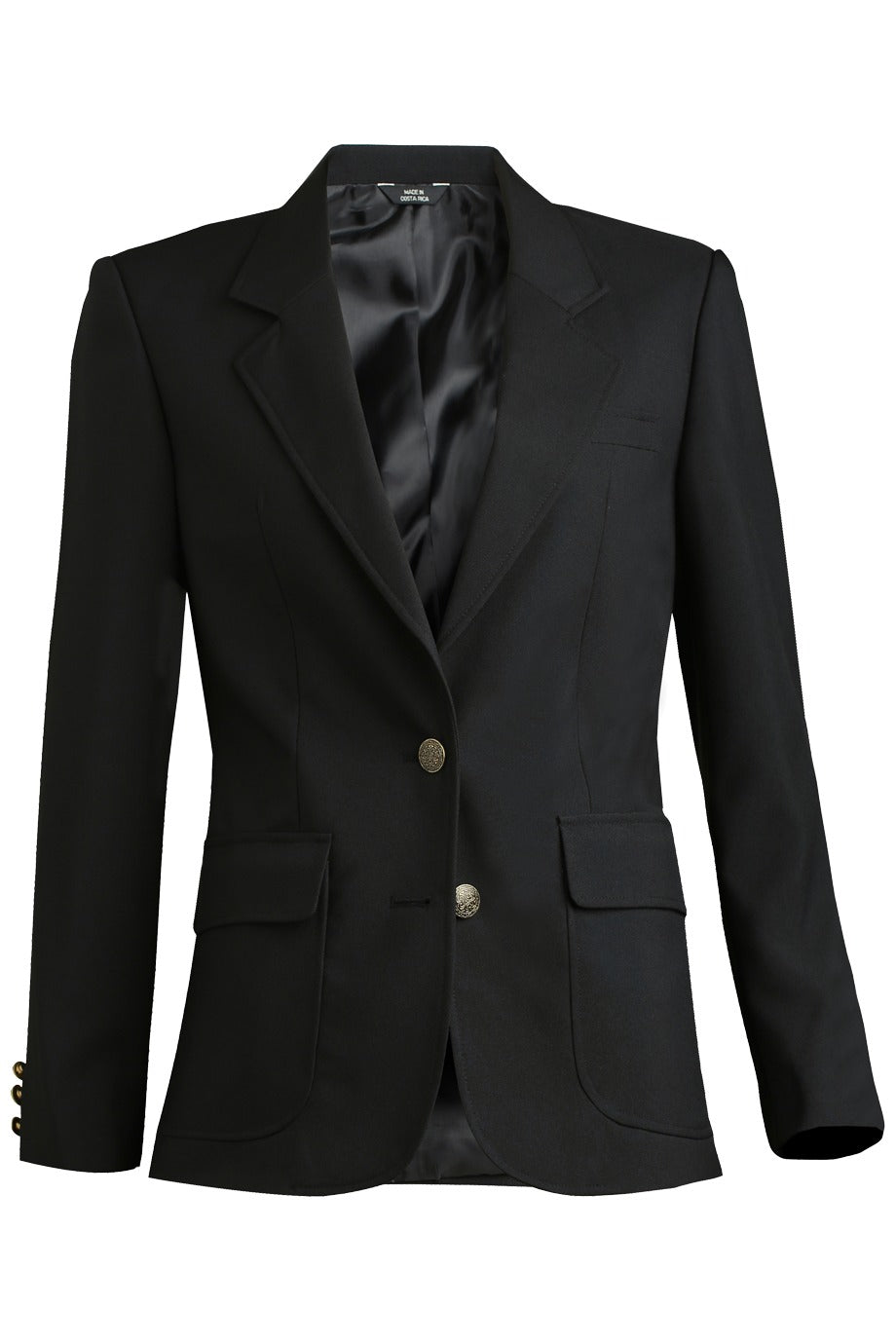 Women's Black Value Blazer
