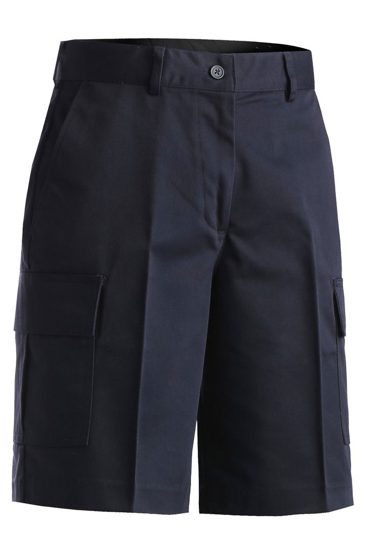 Women's Navy Cargo Shorts