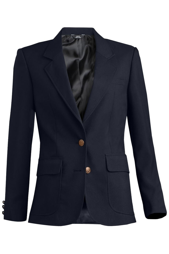 Women's Navy Value Blazer