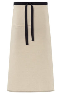 Natural City Market Vintage Inset Full Bistro Apron