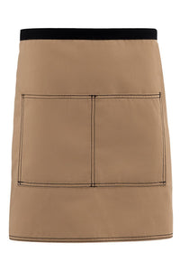 Khaki City Market Everyday Half Bistro Apron