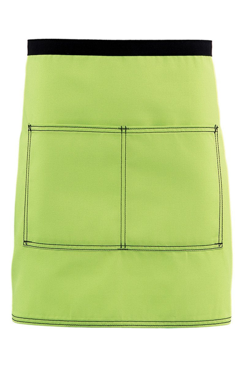 Lime City Market Everyday Half Bistro Apron